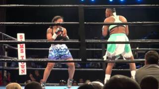 Latondria Jones vs. Latashia Burton full fight