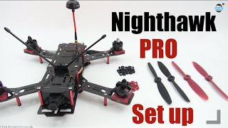HPIGUY | EMAX Nighthawk PRO - ARTF 280 MiniQuad Set Up - Quadcopters.co.uk
