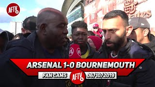 Arsenal 1-0 Bournemouth | Keep Your Head Up Pepe!! (Moh)