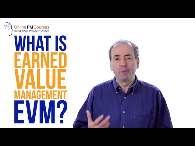 What is Earned Value Management - EVM? PM in Under 5