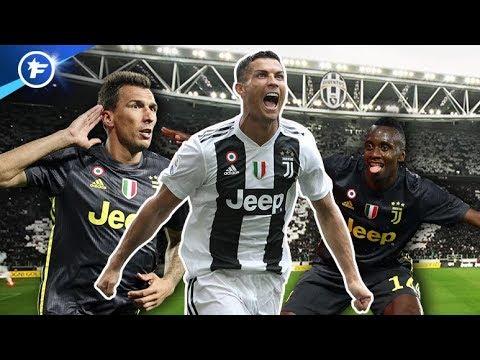 CR7 et la Juve impressionnent l'Italie   Revue de presse