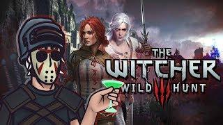 THE Witcher 3 WILD HUNT FREELANCER АТДЫХАЕТ #ГодныйКонтент