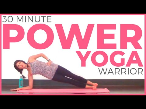 30 Minute Power Yoga | Warrior Strength Level 2