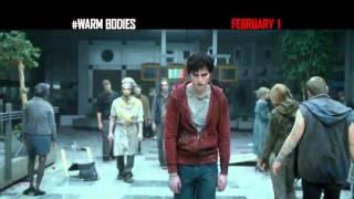 Тепло наших тел / Warm Bodies (2013) трейлер, trailer