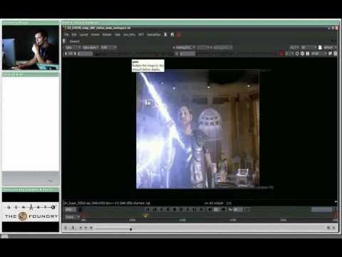 NUKE & Sapphire Percy Jackson Webinar