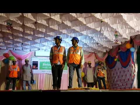 Safety Fashion Show on Safety week 2017