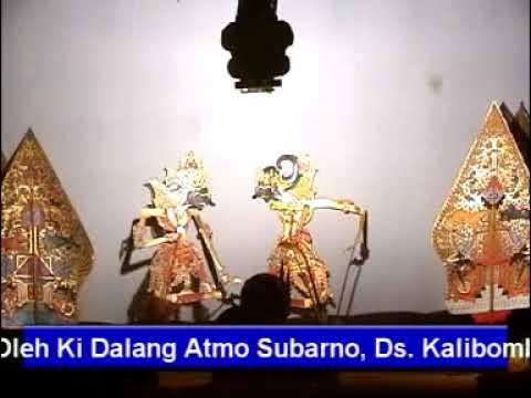 Wayang Kulit Dalang Ki Atmo Subarno Arsocarito, Kalibombong, Banjarnegara PETRUK ILANG PETELE Part5