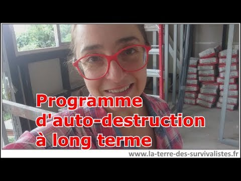 274 - Programme d'auto-destruction à long terme de la population...