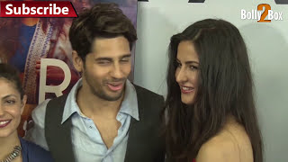 Sidharth and nitya mehra at baar baar dekho movie promotion | bolly2box