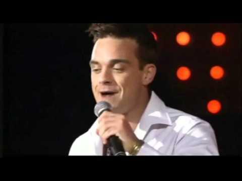 Robbie Williams live-Rock DJ(RW show)