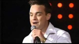 Robbie Williams live-Rock DJ(RW show)