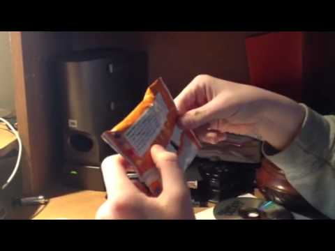 Cheetos Asteroids - Unboxing