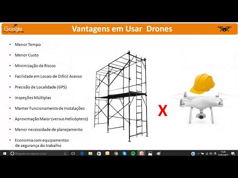 Como ganhar dinheiro com Drones na Inspeção de Obra