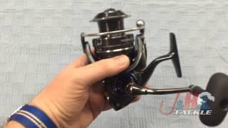Daiwa Procyon EX PREX4000SH Spinning Reel | J&H Tackle