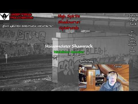 "Shadowrun 5 ""High Spirits"" S9F12a: Hausmeister Shamrock"