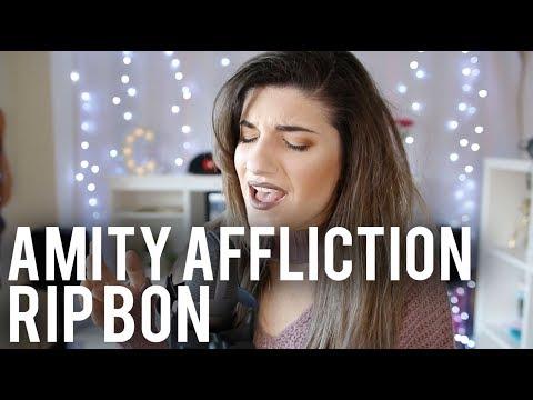 Amity Affliction - RIP BON | Christina Rotondo Cover