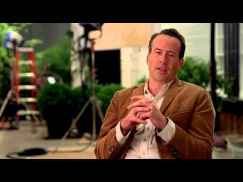 "Alvin And The Chipmunks The Road Chip ""Dave"" Behind The Scenes Interview - Jason Lee"