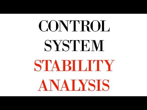 STABILITY ANALYSIS | CONTROL SYSTEM | DMRC | BSNL JE (TTA) | GATE