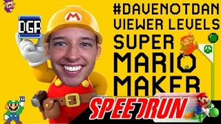 Your Mario Maker Levels LIVE | Mario 64 Speedrun After!!