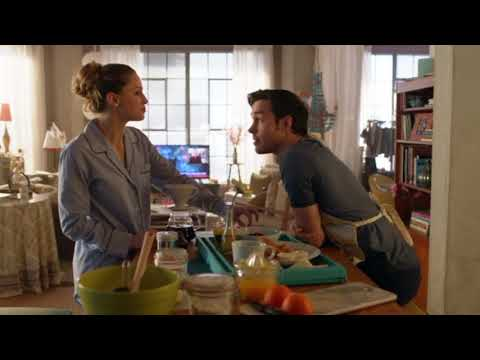 Supergirl 2x17. Kara and Mon-el. To fill every moment of your life with joy