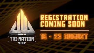 Tri-Nation Cup 2020: Coming Soon