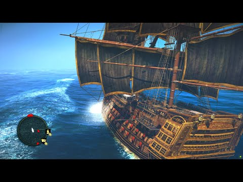 THE ROYAL FORTUNE Gameplay (Mod)   Assassin's Creed 4: Black Flag