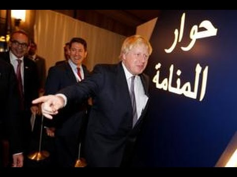A Simple Question: U.K government upset about Boris Johnson telling the truth about Saudi Arabia?