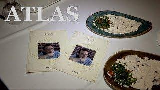 В ресторане Аtlas презентовали новое меню от итальянского шеф-повара