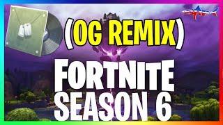 *NEW* FORTNITE SEASON 6 OST (OG REMIX) MUSIC TRACK BATTLE PASS