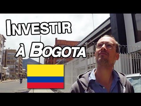 Pourquoi investir dans l'immobilier à Bogota (Colombie)