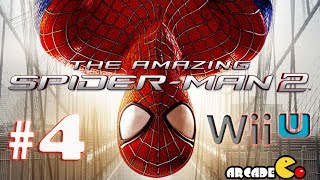 The Amazing Spider-Man 2 Defeat Shocker BOSS Walkthrough Part 4 (PS3/4 Xbox 360 Wii U) 1080p