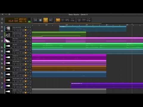 Swar Vibes: Swar Studio 64 bits new demo song