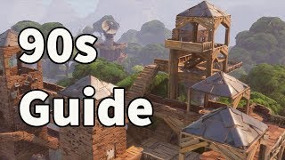90s Tutorial Tips and Tricks - Fortnite