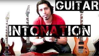 Guitar Set Up Lesson How to Intonate Your Guitar Tutorial (3 out of 3)
