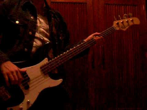 queen of hearts bass cover juice newton youtube