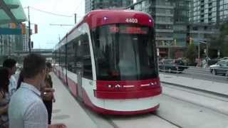Toronto, Let's Ride Your New Streetcar ❤️ LOVE IT!
