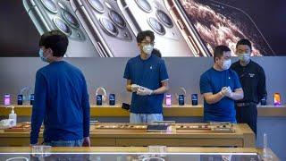 Lieferengpässe bei Apple wegen Coronavirus-Epidemie