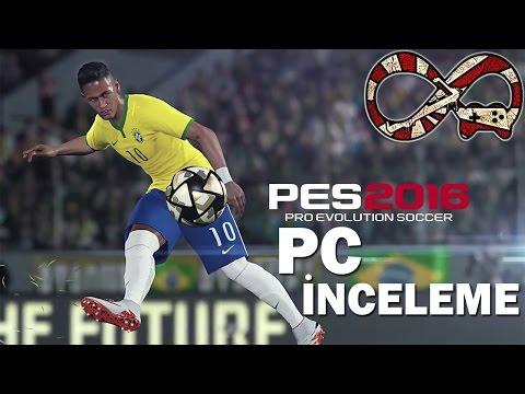 PES 2016 PC FULL İNCELEME / İLK İZLENİM