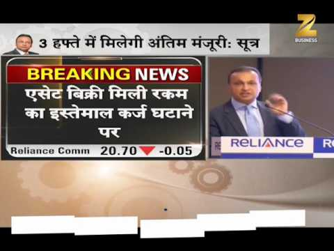 Watch Anil Ambani revealing strategy to overcome huge debt
