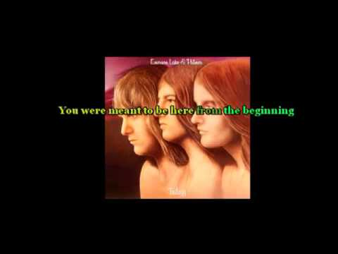 Emerson, Lake and Palmer (ELP); From the beginig karaoke version