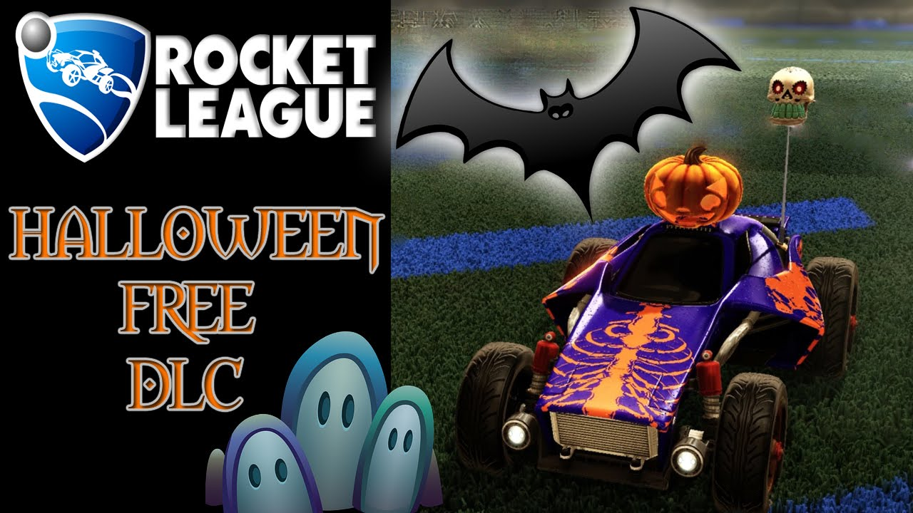 SIX HALLOWEEN ITEMS UNLOCKED | ROCKET LEAGUE - YouTube