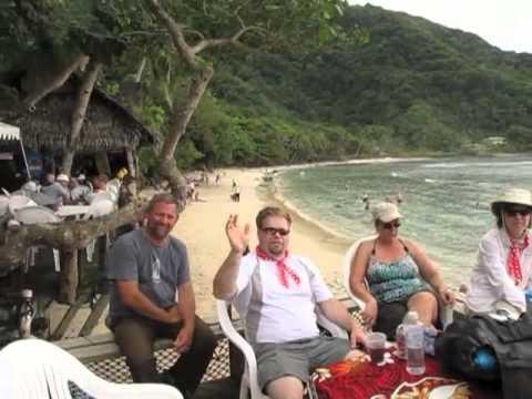 Tisa's Bar in American Samoa