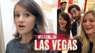 Made it to Vegas!