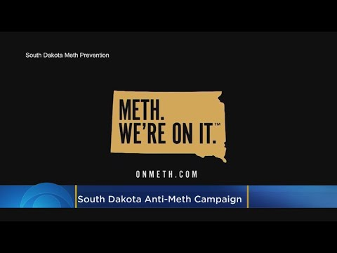South Dakota Governor Defends 'Meth, We're On It' Campaign