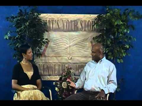 Author Willie L. Harris Jr. And Michelle Harris.