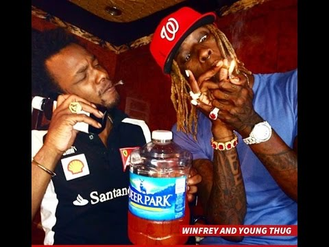 Young Thug Road Manager Wee Charged For Shooting Up Lil Wayne Tour Bus