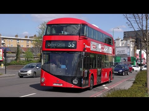London Buses - Stagecoach East London Part 1