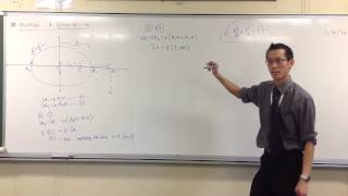 Determining Directrix from Equation of Ellipse