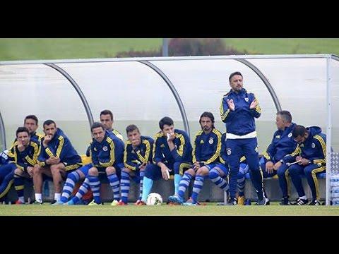 Fenerbahçe  2-1 Voluntari (Antrenman Maçı) Goller Sow dan 01.07.2015