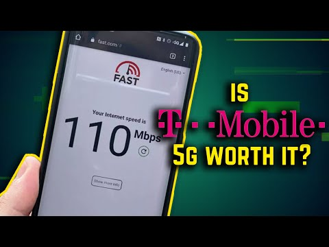 T-Mobile's nationwide 5G launches tomorrow. We tested it out